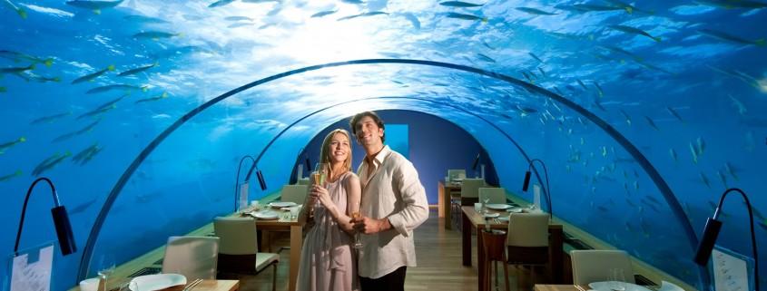 Conrad Maldives Rangali Undersea