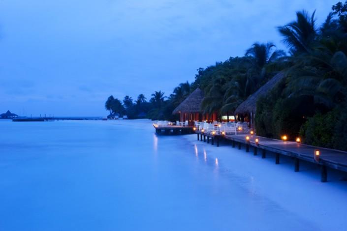 Conrad Maldives Restaurant