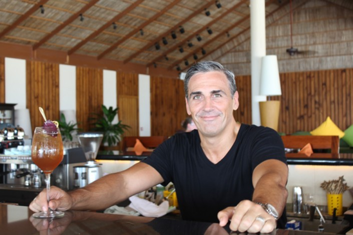 Conrad Maldives Luxury Food Beverage