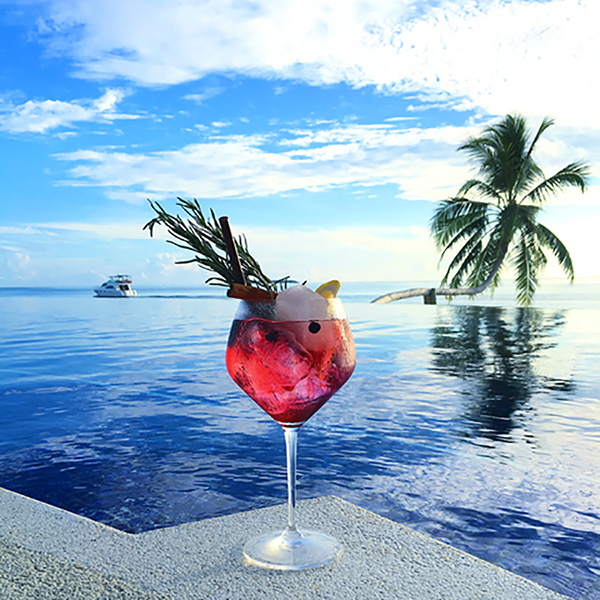 Conrad Maldives Cocktail Experiences