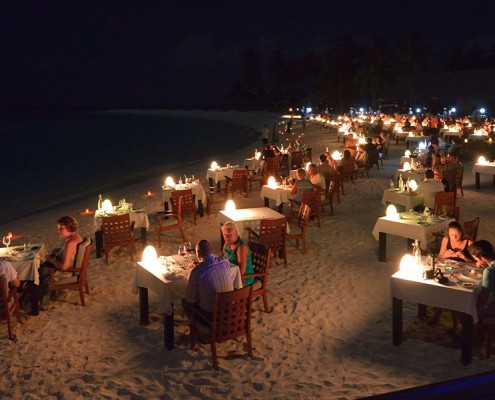 Veligandu Earth Hour Maldives