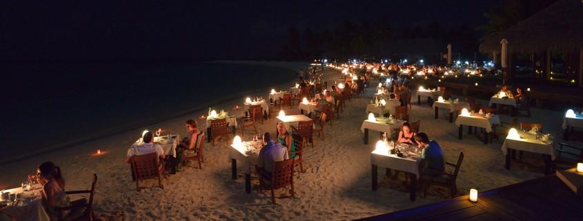 Veligandu Earth Hour Maldives